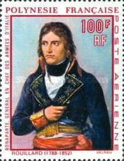 [Airmail - The 200th Anniversary of the Birth of Napoleon I, Typ CO]