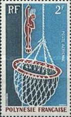[Airmail - Pearl Industry of French Polynesia, Typ DD]
