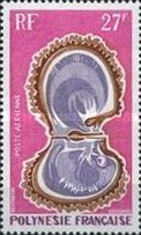 [Airmail - Pearl Industry of French Polynesia, Typ DG]