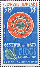 [Airmail - South Pacific Art Festival