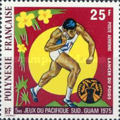 [Airmail - The 5th Anniversary of the South Pacific Games, Typ GI]