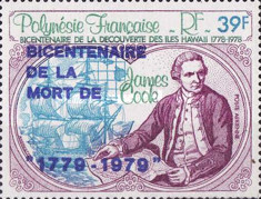 [Airmail - The 200th Anniversary of the Death of James Cook, Typ IH1]