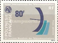 [Airmail - The 10th Anniversary of French Polynesia Joining the International Telecommunications Union, Typ IM]