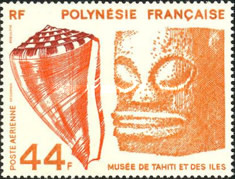 [Airmail - Museum of Tahiti and the Islands, Typ JM]