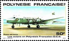 [Planes used in Polynesia, type KU]