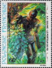 [Airmail Stamps - The 20th Century Paintings, Typ NL]