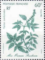 [Medicinal Plants - Designs showing Illustrations by Gilles Cordonnier, Typ QG]