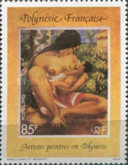 [Artists in Polynesia, Typ WH]