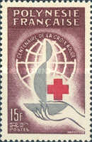 [The 100th Anniversary of the International Red Cross, Typ X]