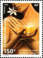 [Tahiti Monoi, Blend of Coconut Oil and Tiare Flower, Typ YK]
