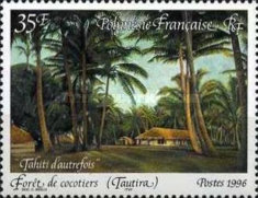 [Tahiti in the Olden Days, Typ ZD]