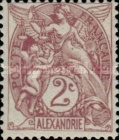 "[Inscription: ""ALEXANDRIE"", type B1]"