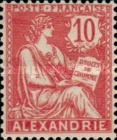 "[Inscription: ""ALEXANDRIE"", type C]"