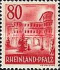 [As 1947-1948 edition but Without PF, Typ AE1]