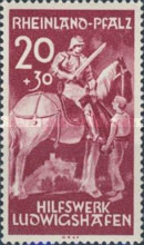 [Ludwigshafen Charity Stamps, Typ Y]