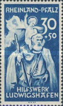 [Ludwigshafen Charity Stamps, Typ Z]