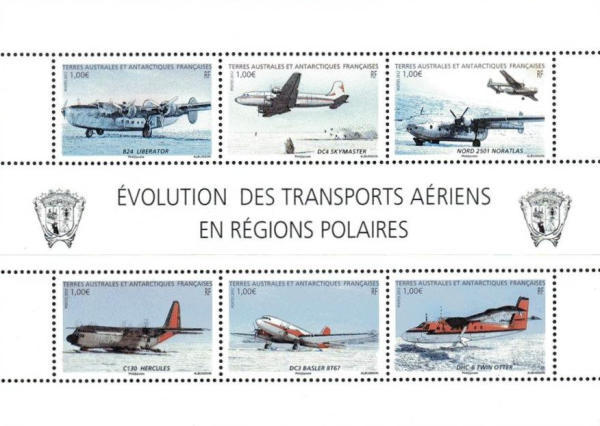 [Development of Cargo Flights in the Polar Regions, Typ ]