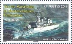 [Warship F.S. Floreal, type ADD]