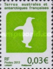 [Logos of French South and Antarctic Territory, type ADG]