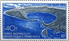 [Airmail - Local Motifs - Saint Paul Island, type AP]