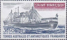 [Airmail - Antarctic Supply Ships, type EO]