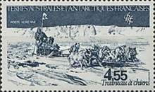 [Airmail - Dog Sledge, type FH]