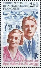 [Andree (1903-1990) and Edgar Aubert de la Rue (1901-1991) (Naturalists), type KZ]