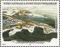 [Adelie Land - Aquarelle Paintings by Serge Marko, Booklet Stamps - No Value Expressed (5.20Fr/0.80€), type QA]