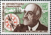 [The 25th Anniversary of Disappearance of Jean Charcot, type R]