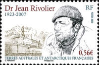 [The 3rd Anniversary of the Death of Jean Rivolier, 1923-2007, type ZF]
