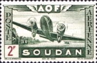 [Airmail - Airplane, type AG2]