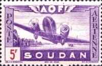 [Airmail - Airplane, type AG4]