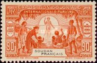 [Colonial Exposition, Paris, type K]