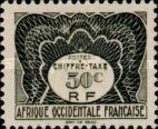 [Postage Due Stamps, type A2]