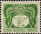 [Postage Due Stamps, type A4]