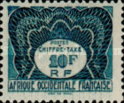 [Postage Due Stamps, type A8]