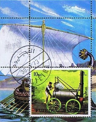 [Airmail - Transport, Typ ]