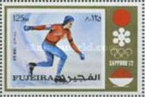 [Airmail - Winter Olympic Games - Sapporo, Japan, Typ ACJ]