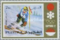 [Airmail - Winter Olympic Games - Sapporo, Japan, Typ ACK]