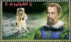 [The 400th Anniversary of the Birth of Johannes Kepler, 1571-1630, Typ ACO]