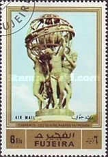 [Airmail - Sculptures, Typ ADK]