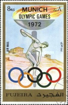 [Airmail - Olympic Games - Munich, Germany, Typ AEQ]