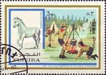 [Airmail - Scouts and Animals, Typ AFJ]
