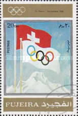 [Olympic Winter Games 1924-1972 - Posters, Typ AFM]