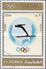 [Olympic Winter Games 1924-1972 - Posters, Typ AFN]