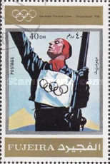 [Olympic Winter Games 1924-1972 - Posters, Typ AFO]