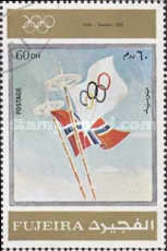 [Olympic Winter Games 1924-1972 - Posters, Typ AFQ]
