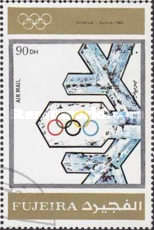 [Airmail - Olympic Winter Games 1924-1972 - Posters, Typ AFT]