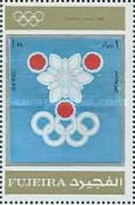 [Airmail - Olympic Winter Games 1924-1972 - Posters, Typ AFU]