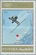 [Airmail - Olympic Winter Games 1924-1972 - Posters, Typ AFV]